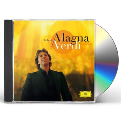Roberto Alagna VERDI CD