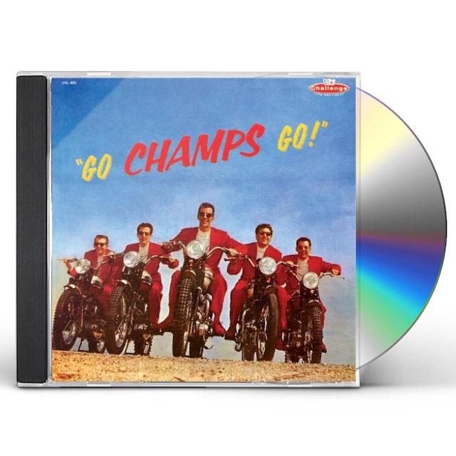 GO CHAMPS GO CD