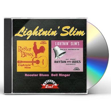 Lightnin Slim ROOSTER BLUES / BELL RINGER CD