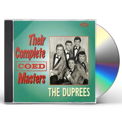 Duprees THEIR COMPLETE COED MASTERS CD