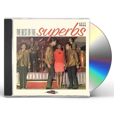 BEST OF THE SUPERBS CD