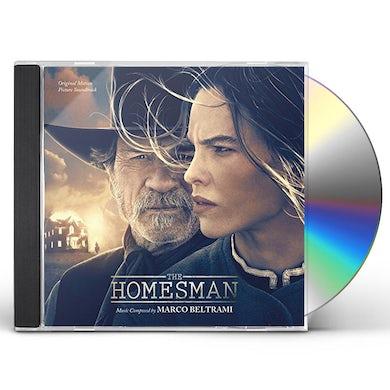 Marco Beltrami HOMESMAN (SCORE) / Original Soundtrack CD