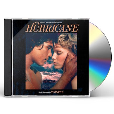 Nino Rota HURRICANE / Original Soundtrack CD