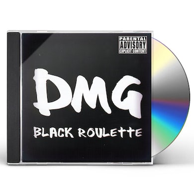 DMG BLACK ROULETTE CD