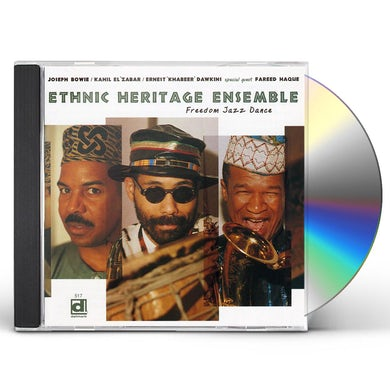 Ethnic Heritage Ensemble FREEDOM JAZZ DANCE CD