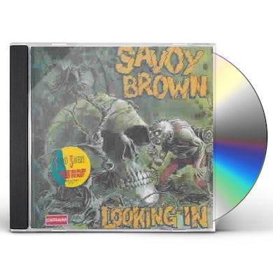 Savoy Brown LOOKING IN CD