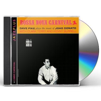 Dave Pike BOSSA NOVA CARNIVAL/LIMBO CARNIVAL CD