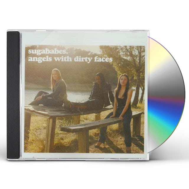 Sugababes ANGELS WITH DIRTY FACES CD