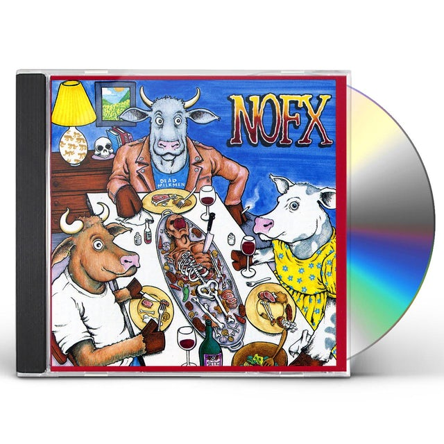 Nofx LIBERAL ANIMATION CD