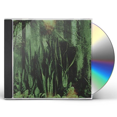 Promise Ring WOODWATER CD