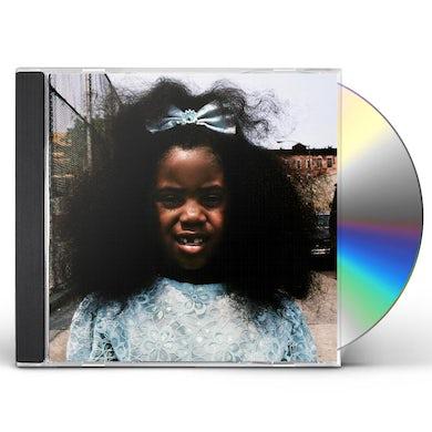 Xenia Rubinos BLACK TERRY CAT CD