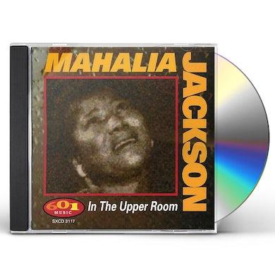 Mahalia Jackson IN THE UPPER ROOM CD