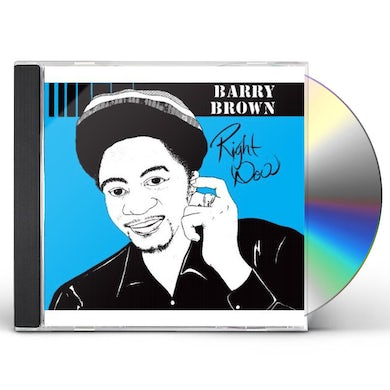 Barry Brown RIGHT NOW CD