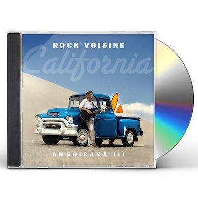 Roch voisine VOL. 3-AMERICANA CALIFORNIA CD