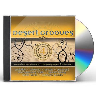 Prem Joshua DESERT GROOVES 4 CD