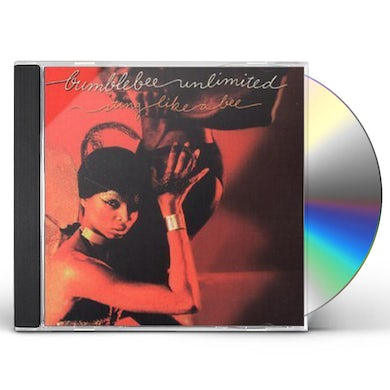 Bumblebee Unlimited STING LIKE A BEE CD