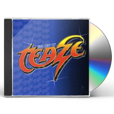 Teaze BEST OF CD