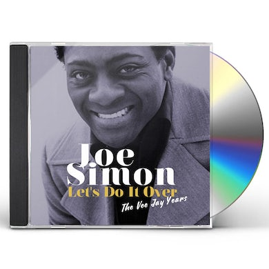 Joe Simon LET'S DO IT OVER: THE VEE JAY YEARS CD