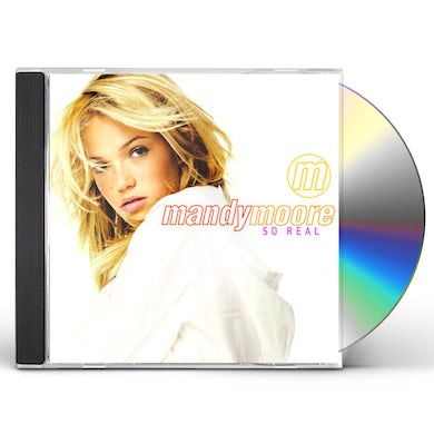 Mandy Moore SO REAL CD
