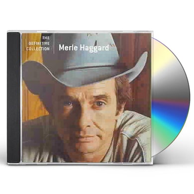 Merle Haggard DEFINITIVE COLLECTION CD