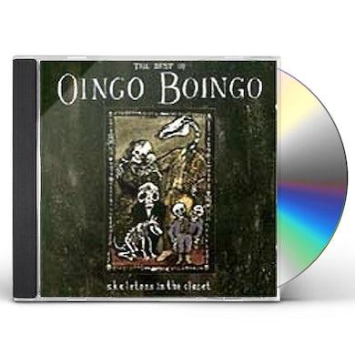 Oingo Boingo SKELETONS IN THE CLOSET CD