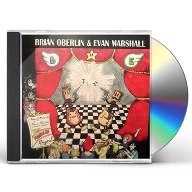 Evan Marshall TWIN MANDOLIN SLINGERS CD