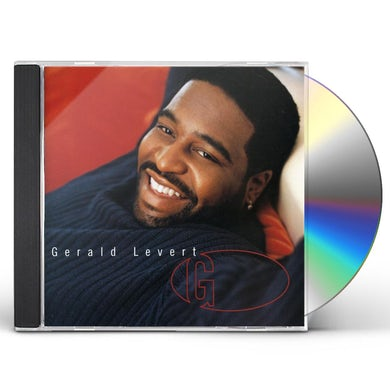 Gerald Levert G. CD