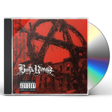 Busta Rhymes ANARCHY CD
