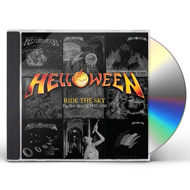 Helloween RIDE THE SKY: THE VERY BEST OF 1985-1998 CD