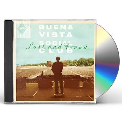 Buena Vista Social Club LOST & FOUND CD