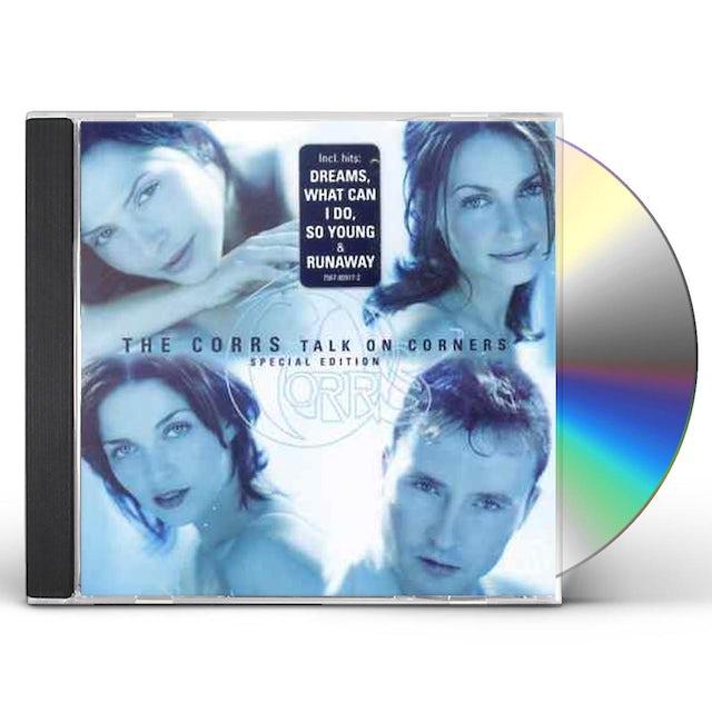 Corrs TALK ON CORNERS CD