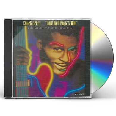 Chuck Berry HAIL HAIL ROCK N ROLL / Original Soundtrack CD