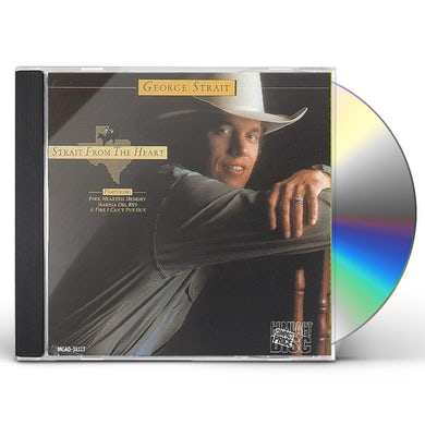George Strait STRAIT FROM THE HEART CD