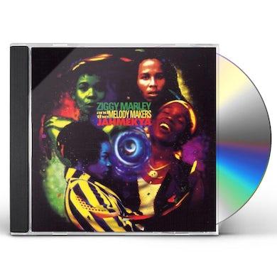 Ziggy Marley JAHMEKYA CD