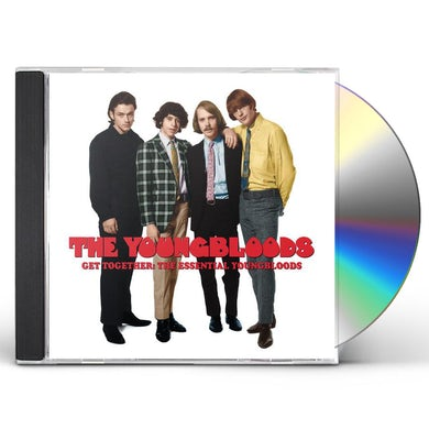 GET TOGETHER: THE ESSENTIAL The Youngbloods CD