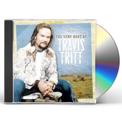VERY BEST OF TRAVIS TRITT CD