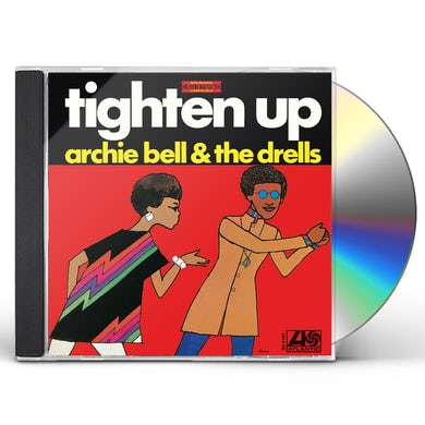 Archie Bell & The Drells TIGHTEN UP CD