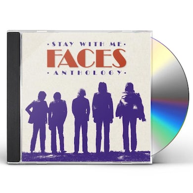 STAY WITH ME: THE FACES ANTHOLOGY CD