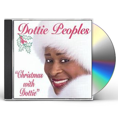 Dottie Peoples CHRISTMAS WITH DOTTIE CD