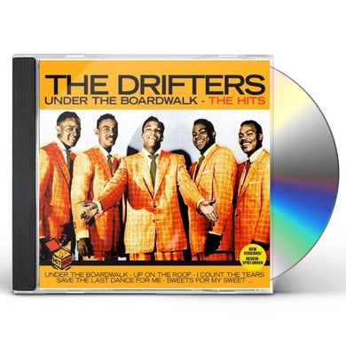 Drifters UNDER THE BOARDWALK-THE HITS CD