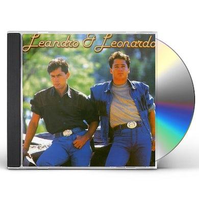 Leandro & Leonardo V.4 CD
