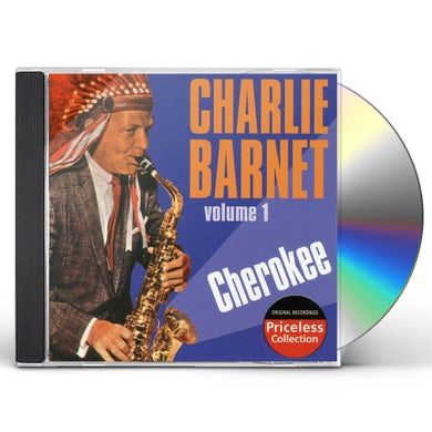 Charlie Barnet CHEROKEE 1 CD