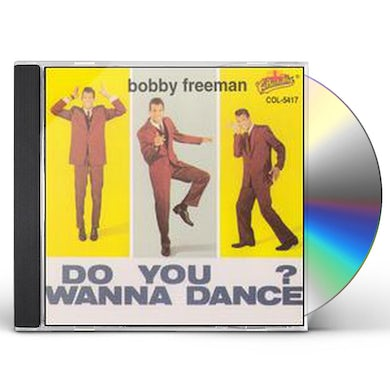 Bobby Freeman DO YOU WANT TO DANCE CD