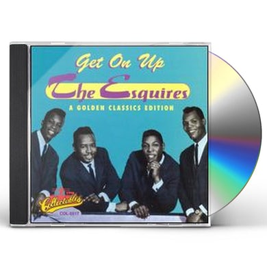 Esquires GET ON UP CD