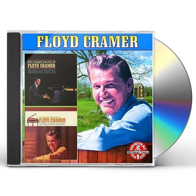 Floyd Cramer DISTINCTIVE PIANO STYLE OF: MAGIC TOUCH OF CD