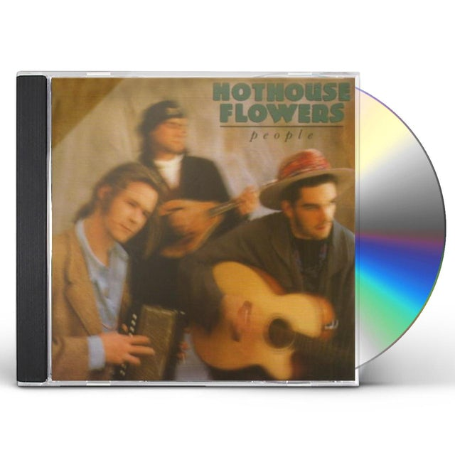 Hothouse Flowers PEOPLE CD