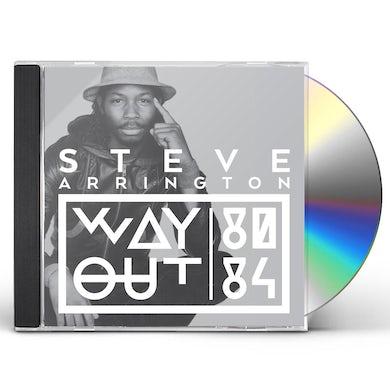 Steve Arrington WAY OUT (80-84) CD