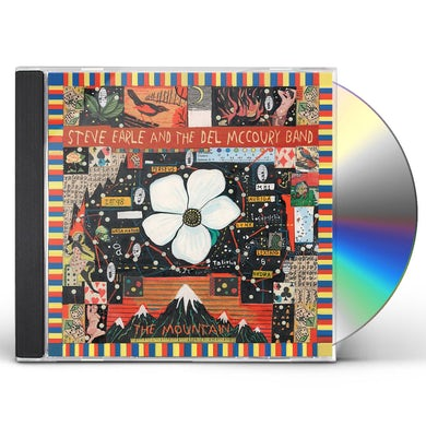 Steve Earle & Del Mccoury Band MOUNTAIN CD