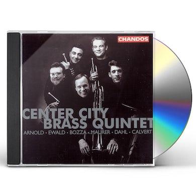 Center City Brass Quintet CENTER CITY BRASS CD