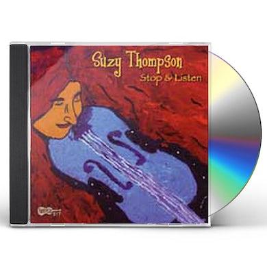 Suzy Thompson STOP & LISTEN CD